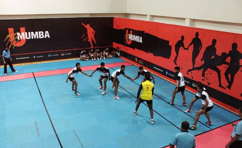 'U Mumba Future Stars' Knock-out Tournament - Day I