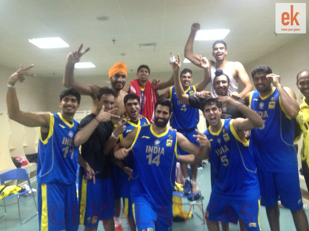 5th FIBA Asia Cup: India beats China for biggest ...