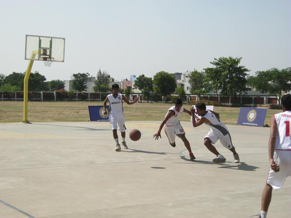 ISBL 2014 action in Indore