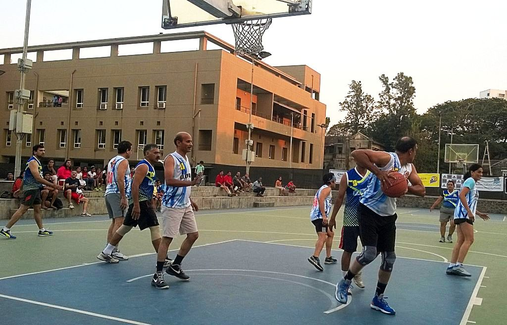 Masters Basketball League Day 4 Action