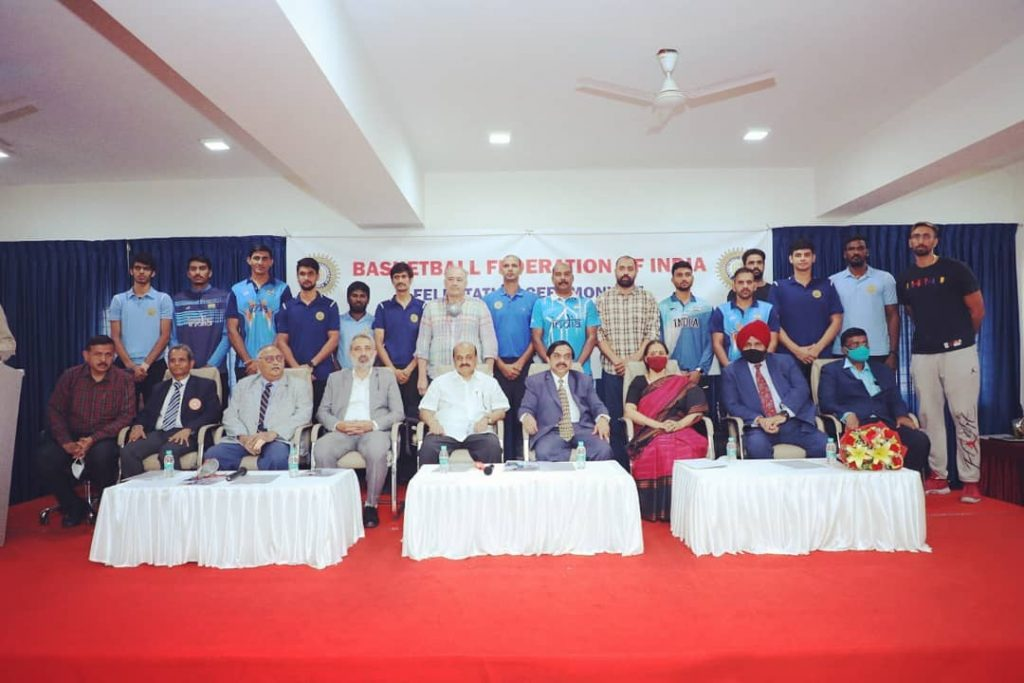 Indian Men's Squad for FIBA Asia Cup Qualifiers Third Window